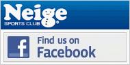ネージュスポーツクラブFacebookページ