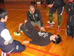 【平成28年度ジュニアスポーツ指導者勉強会】を行いました