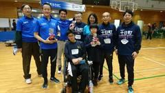 第6回日本ユニバーサルボッチャ選手権大会に参加してきました!