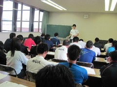 SAQトレーニング指導者講習会