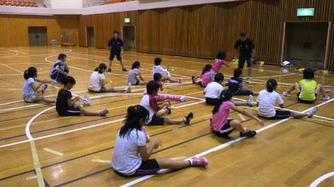 ユースポ!ジュニア教室合同トレーニング 指導者研修会