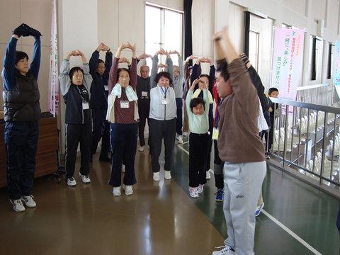 2009.01.24.ウォーキング講習会