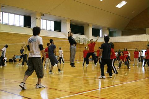 2009.06.14.川西地区PTA連合会ビーチバレーボール大会